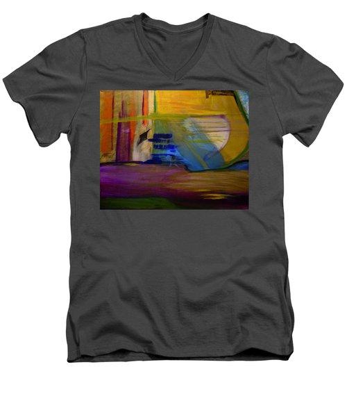Millenium Park Men's V-Neck T-Shirt
