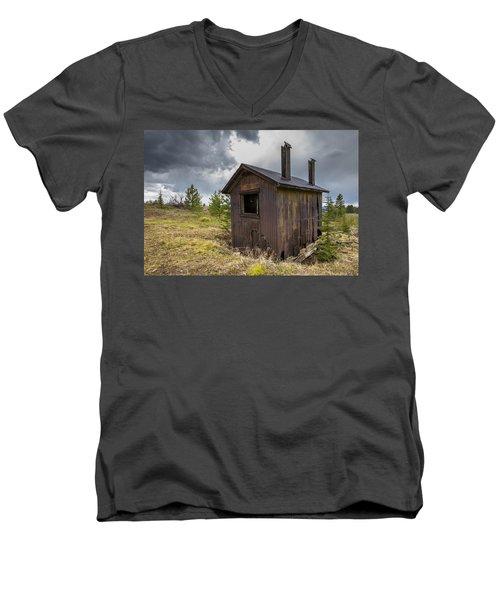 Miners Shack Men's V-Neck T-Shirt