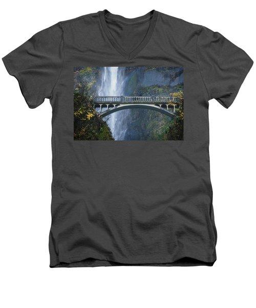 Mist And Stone Men's V-Neck T-Shirt