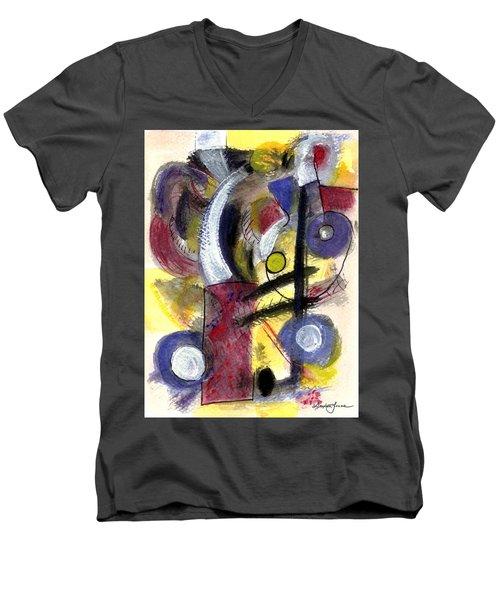 Misty Moon Men's V-Neck T-Shirt