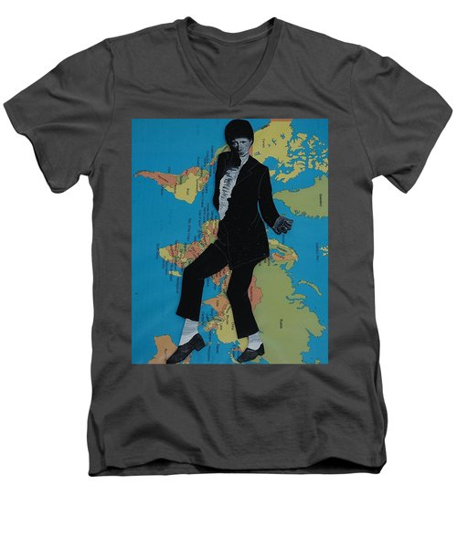 Mj Billie Jean Men's V-Neck T-Shirt