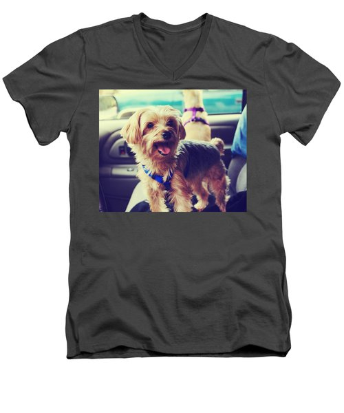 Molly's Road Trip Men's V-Neck T-Shirt