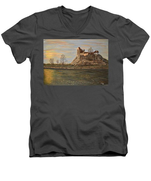Moments Men's V-Neck T-Shirt