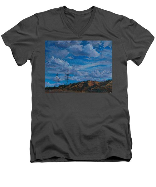 Monsoons Men's V-Neck T-Shirt