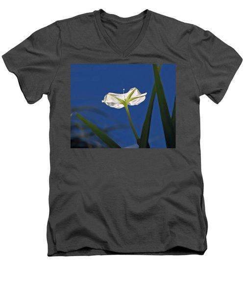 Moonflower Men's V-Neck T-Shirt