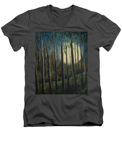 Moonrise Men's V-Neck T-Shirt