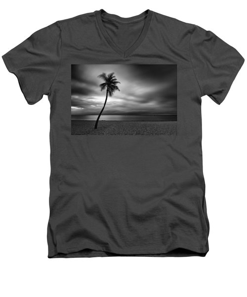 Morning Breeze Men's V-Neck T-Shirt