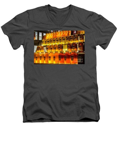Morning Honey Men's V-Neck T-Shirt