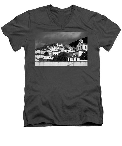 Morning Light Men's V-Neck T-Shirt