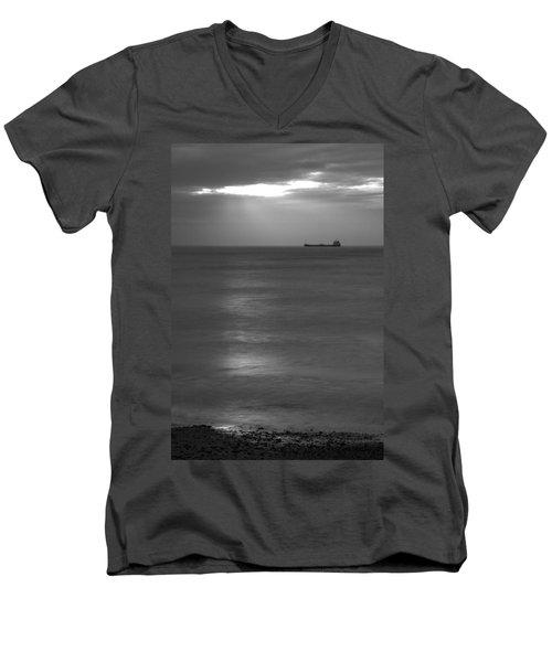 Morning View From Kingsdown Men's V-Neck T-Shirt