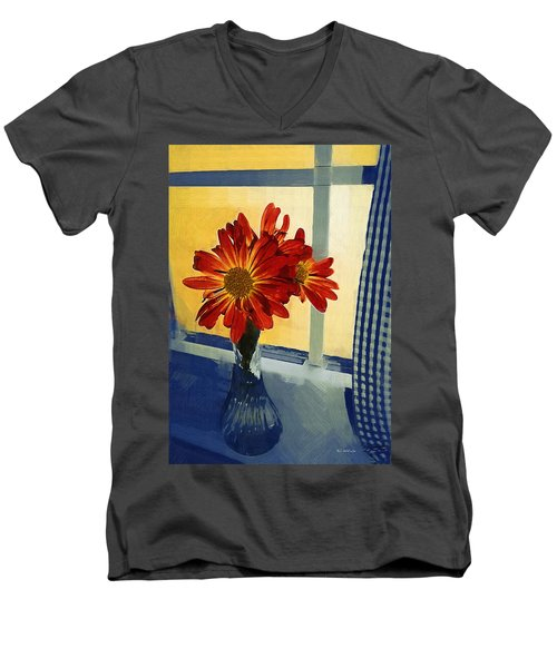 Morning Window Men's V-Neck T-Shirt