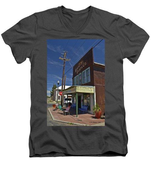 Murphy Street Raspa Men's V-Neck T-Shirt
