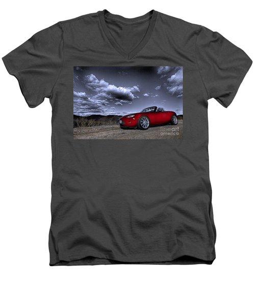 Mx 5 Men's V-Neck T-Shirt