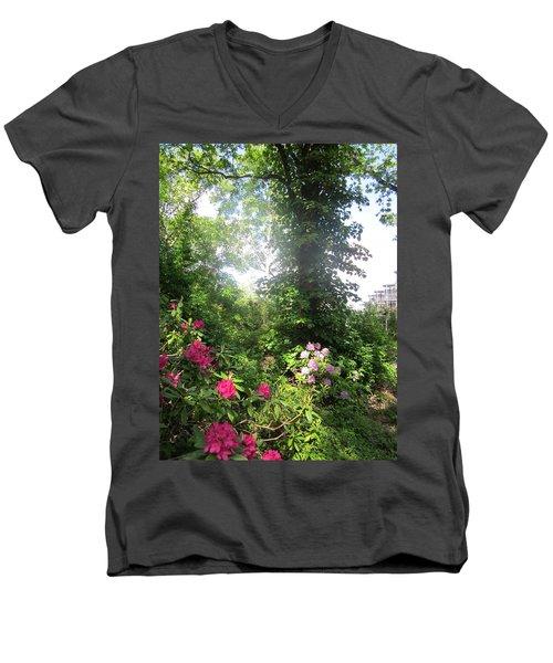 My Haven Men's V-Neck T-Shirt