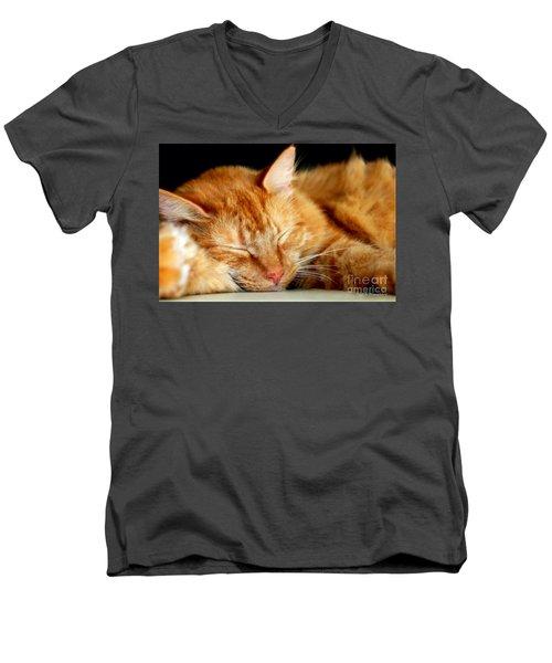 Naptime Men's V-Neck T-Shirt