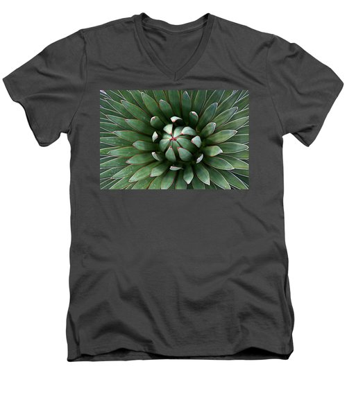 Nature's Perfect Abstract Men's V-Neck T-Shirt