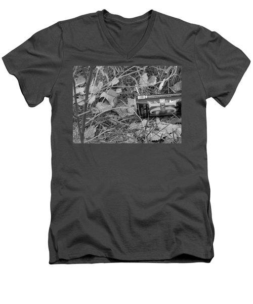 Need Men's V-Neck T-Shirt