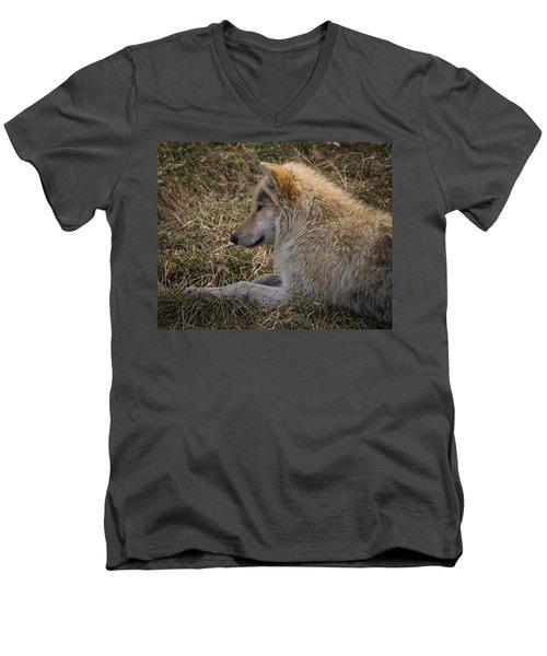 Needed Break Men's V-Neck T-Shirt