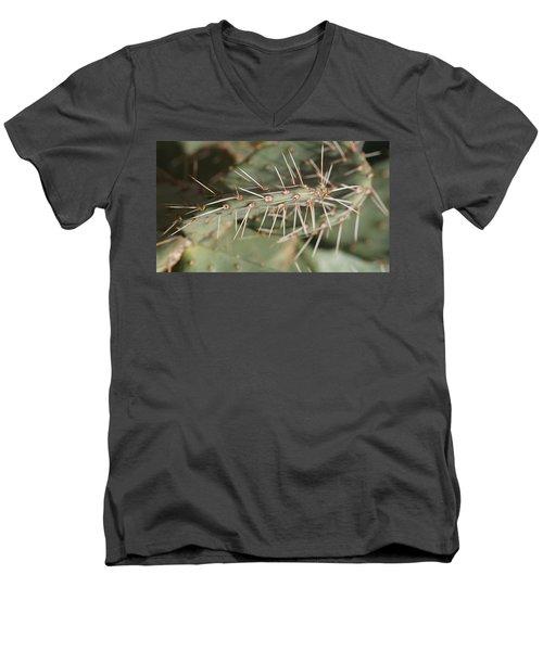 Needle Men's V-Neck T-Shirt