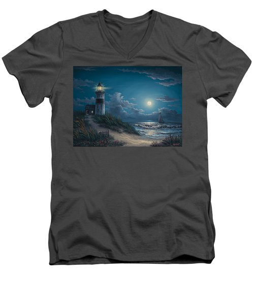 Night Watch Men's V-Neck T-Shirt