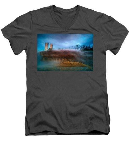 Nitrogen Fog Men's V-Neck T-Shirt