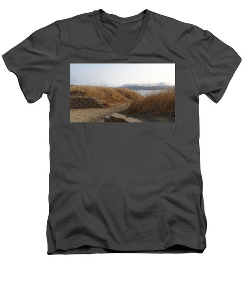 No Separation Men's V-Neck T-Shirt