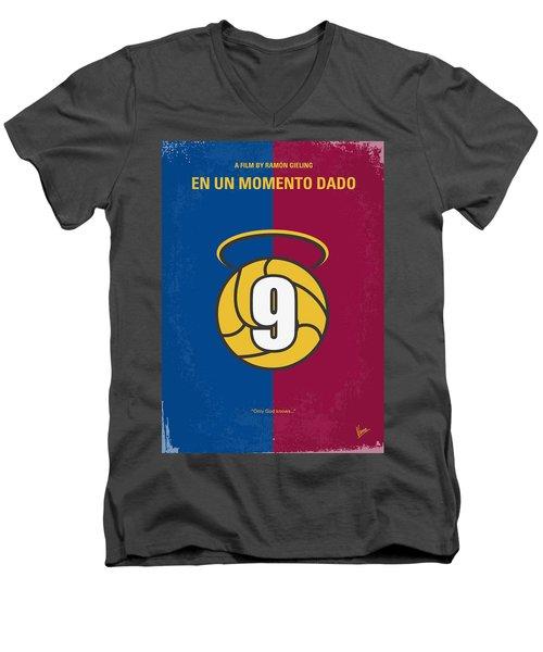 No272 My En Un Momento Dado Minimal Movie Poster Men's V-Neck T-Shirt