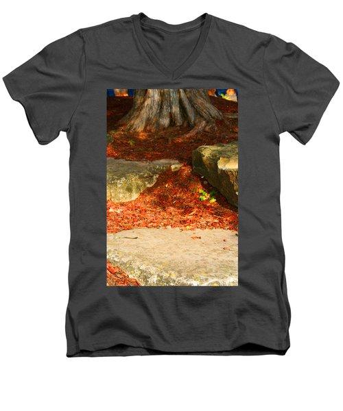 Nome Land Men's V-Neck T-Shirt