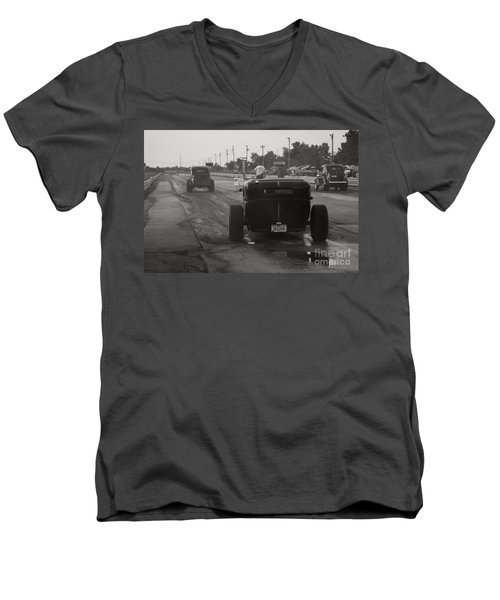 Nostalgia Drags Men's V-Neck T-Shirt