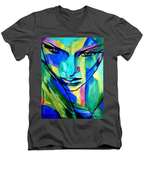 Numinous Emotions Men's V-Neck T-Shirt