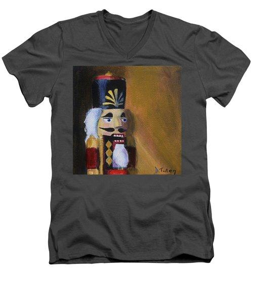 Nutcracker II Men's V-Neck T-Shirt