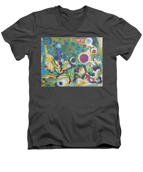 Obscure Men's V-Neck T-Shirt