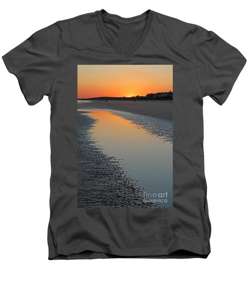 Ocean Tidal Pool Men's V-Neck T-Shirt
