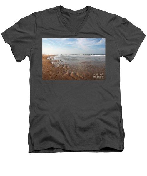 Ocean Vista Men's V-Neck T-Shirt