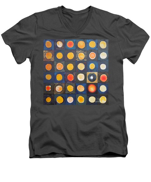 Odd Ball Men's V-Neck T-Shirt