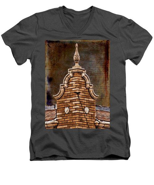 Odegards 2 Men's V-Neck T-Shirt