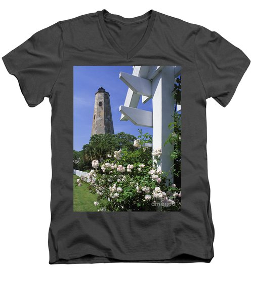 Old Baldy - Fm000078 Men's V-Neck T-Shirt