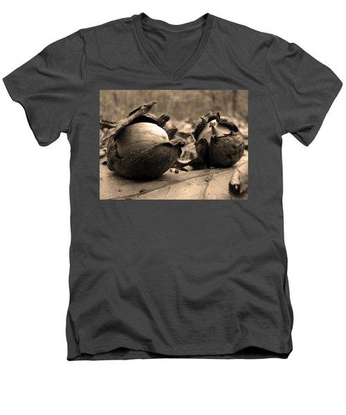 Old Friends Men's V-Neck T-Shirt