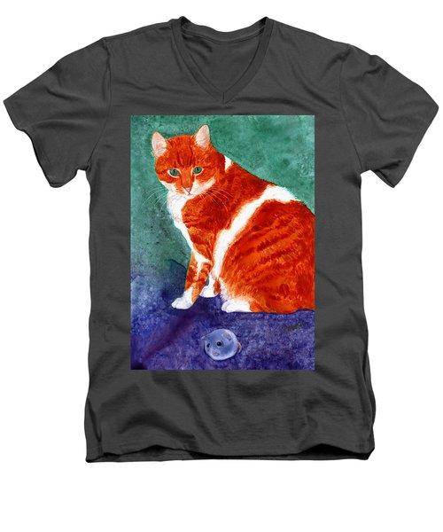 Oliver Men's V-Neck T-Shirt