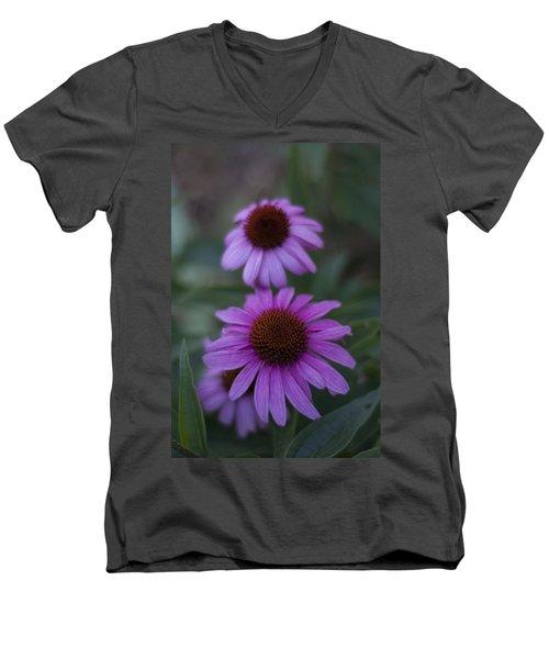 One Is Shy Men's V-Neck T-Shirt