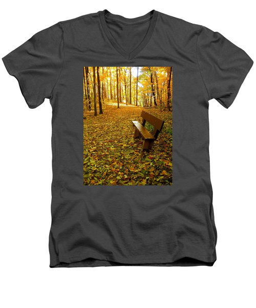 Only Lovers Are Missing Men's V-Neck T-Shirt