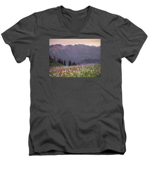 Only Opportunities Men's V-Neck T-Shirt
