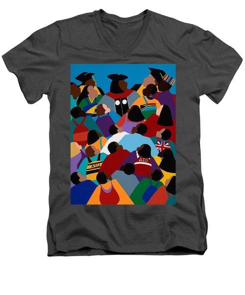 Opportunity Is Here Asu Men's V-Neck T-Shirt