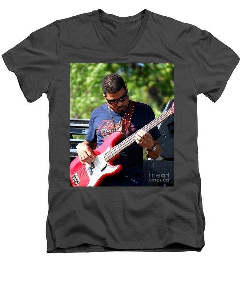 Oteil Burbridge Men's V-Neck T-Shirt