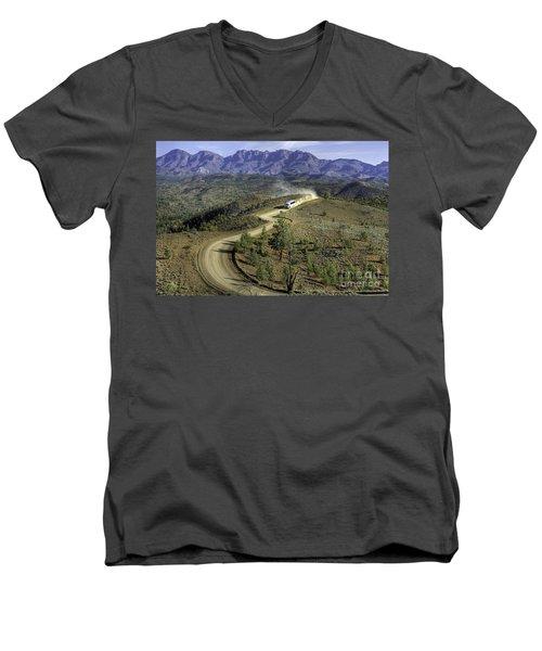 Outback Tour Men's V-Neck T-Shirt