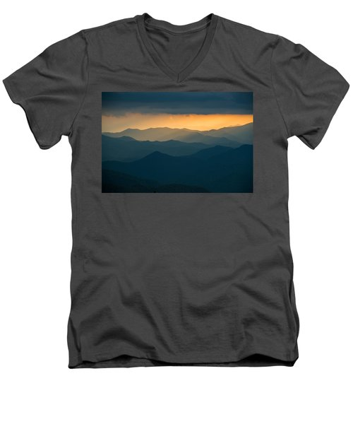 Over And Over Men's V-Neck T-Shirt