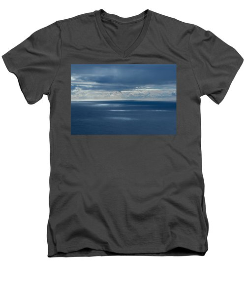 Pacific Highlights Men's V-Neck T-Shirt