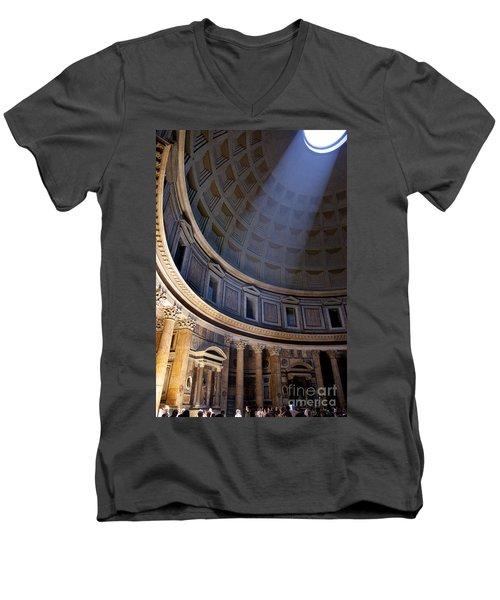 Pantheon Interior Men's V-Neck T-Shirt