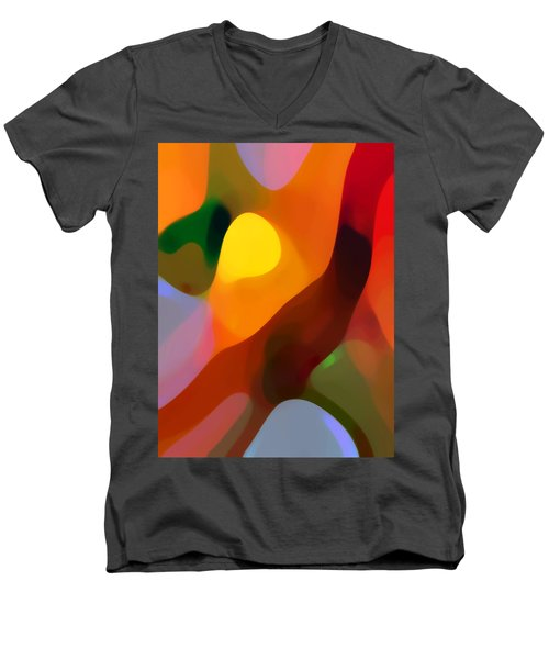 Paradise Found 2 Tall Men's V-Neck T-Shirt