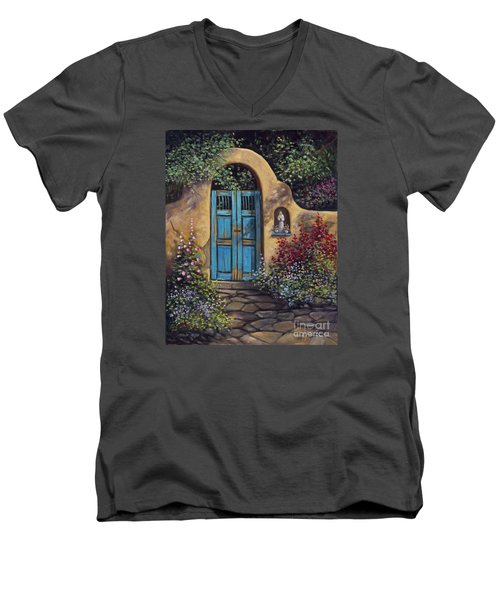 Patio Men's V-Neck T-Shirt